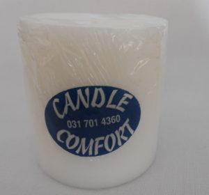 Citronella White - economy candle