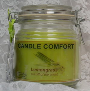320g Lemongrass jar